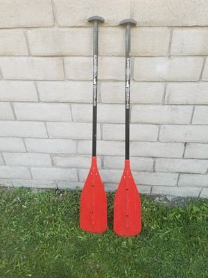 2 Paddles for Sale in Torrance, CA