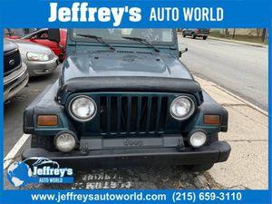 1997 Jeep Wrangler for Sale in Abington, PA