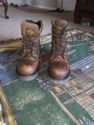 Work boots western chief size 12 for Sale in Nashville, TN