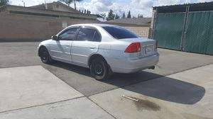 2001 Honda Civic Manual for Sale in Riverside, CA