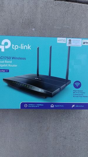 Tp link wireless router for Sale in Henderson, NV