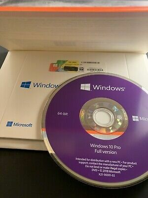 Windows 10 Professional Disk with a valid license key for Sale in Tampa, FL