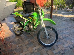 Kawasaki kdx220r for Sale in Hanford, CA