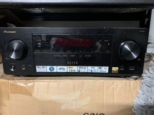 Pioneer elite 4K VSX-90 7.2 receiver with Bluetooth for Sale in Gilbert, AZ