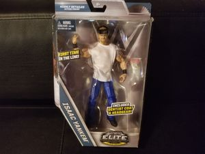 Isaac yankem figure wwe wrestling kane toys r us exclusive rare for Sale in Antioch, CA