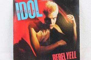 "Billy Idol ""Rebel Yell"" LP Vinyl for Sale in La Habra, CA"