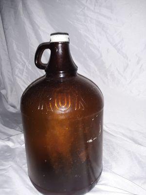 Antique Brown Glass Bottle/Jug Clorox Bleach One Gallon Rare for Sale in Franklinton, NC