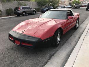 1987 Chevy Corvette for Sale in Las Vegas, NV