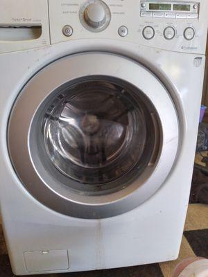 Lg washer and dryer set for Sale in El Dorado, KS