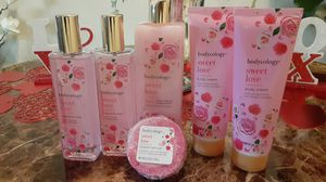 New Bodycology Sweet Love Set!($25.00 all) for Sale in Clovis, CA