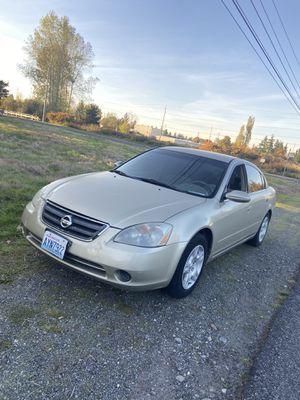2003 Nissan Altima for Sale in Tacoma, WA