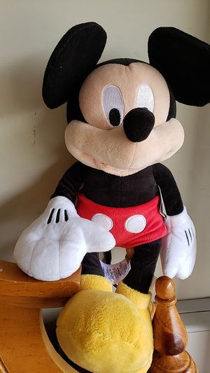Mickey Mouse stuffed Animal. for Sale in Elk Grove Village, IL