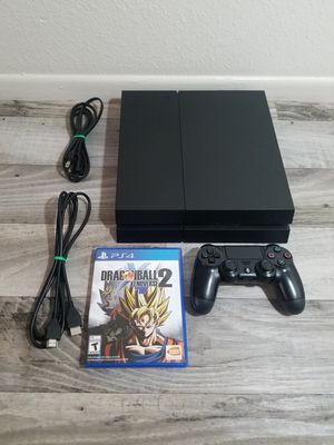 🚩 Ps4 Playstation 4 Black Matte Affordable Package 🚩 for Sale in Phoenix, AZ