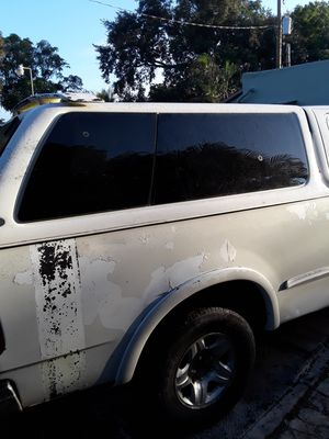 Camper para f150 for Sale in West Palm Beach, FL
