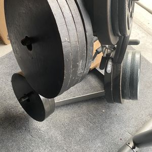 45lb Plates. (4) for Sale in Fresno, CA