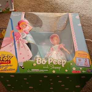Bo Peep With Sheep Collectors Edition With CoA for Sale in Phoenix, AZ