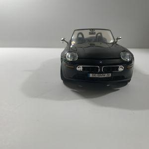1/24 Diecast BMW Z8 ROADSTER Black for Sale in Santa Monica, CA