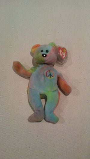 peace beanie baby for Sale in Rocky River, OH