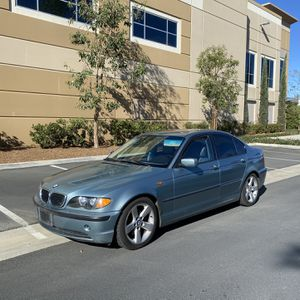 2005 BMW 325i Sport Smog On Hand Registration Up To Date One Owner for Sale in Corona, CA