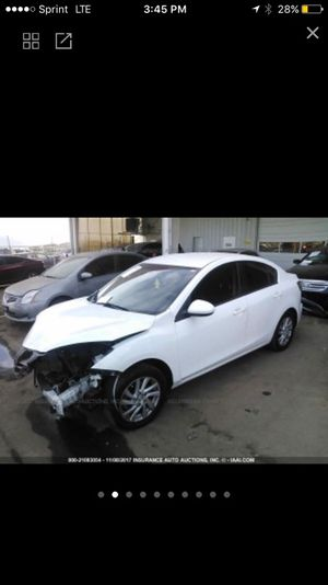 2012 Mazda 3 Parts Only for Sale in Laveen Village, AZ