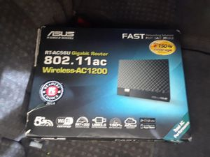 ASUS Wireless Router 802.11ac for Sale in Pittsburg, CA