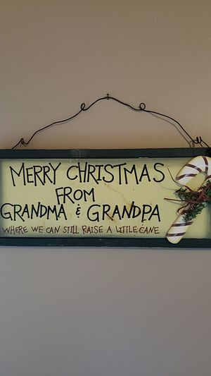Christmas sign for Sale in Alvaton, KY