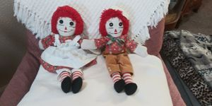 Collectible Raggedy Ann and Andy doll for Sale in Murrells Inlet, SC