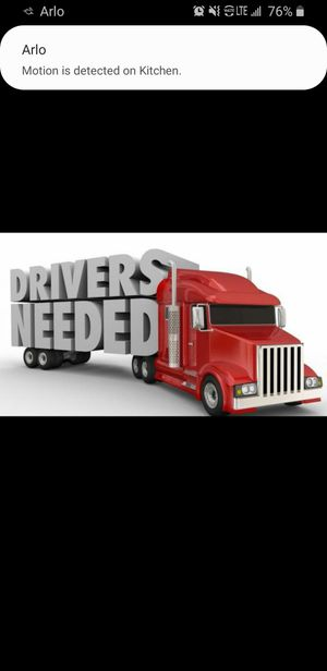 CDL LOCAL DRIVERS NEEDED for Sale in Palos Hills, IL