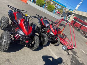 Coolster atv and gokart for Sale in Sacramento, CA