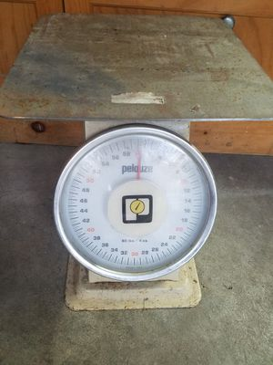 60# pelouze scale for Sale in Friendswood, TX