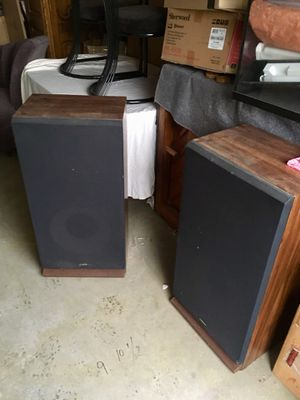 Fisher home stereo speakers for Sale in Brentwood, TN