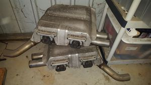 BMW M5 E39 mufflers for Sale in Cardington, OH