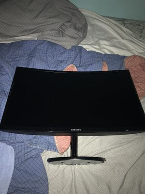 """Samsung 27"""" Curved Gaming Monitor for Sale in Oldsmar, FL"""