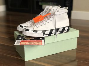 Off-White Converse 2.0 for Sale in Oakland, CA