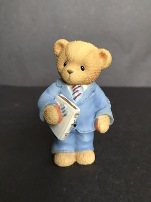 "Cherished Teddies Boy First Communion "" An AVON Exclusive for Sale in San Antonio, TX"