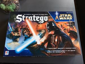 Star Wars Stratego board game for Sale in Hillsboro, OR