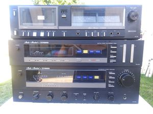 Fisher stereo sound system for Sale in Long Beach, CA