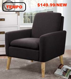 Accent Chair, Dark Grey for Sale in Downey, CA