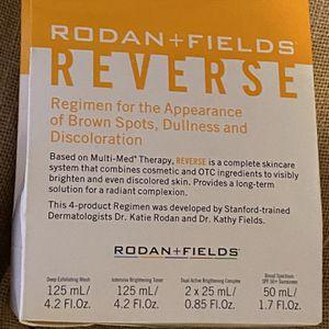 R&F Reverse Kit / Rodan & Fields / ANTI AGING Skincare for Sale in Freeport, NY