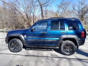 2002 JEEP LIBERTY SPORT 4X4 for Sale in Little Elm, TX