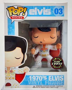 Funk Pop 1970's Elvis (Glow Chase*) for Sale in New York, NY