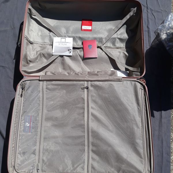 3f29eee28 Heys 3 Piece Xtrak Luggage Set Rose Gold. for Sale in Plano, TX ...