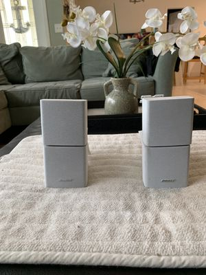 Bose Accoustimass 10 speakers with wall or ceiling mount. for Sale in Hollywood, FL