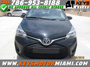 2017 Toyota Yaris for Sale in Miami, FL