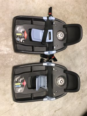 Peg Perego infant car seat bases for Sale in Van Alstyne, TX