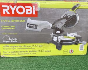 RYOBI 7IN MITER SAW for Sale in Patterson, CA