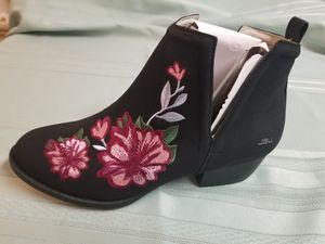 JBU black boots size 10 for Sale in North Richland Hills, TX