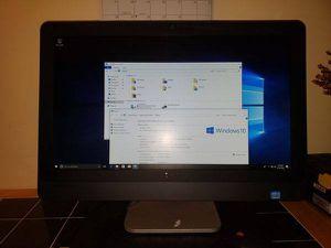 "All in one PC Dell optiplex 9010 23"" Intel core i3 3rd Gen 3.3ghz 250GB 8gb webcam WiFi HDM for Sale in Plantation, FL"
