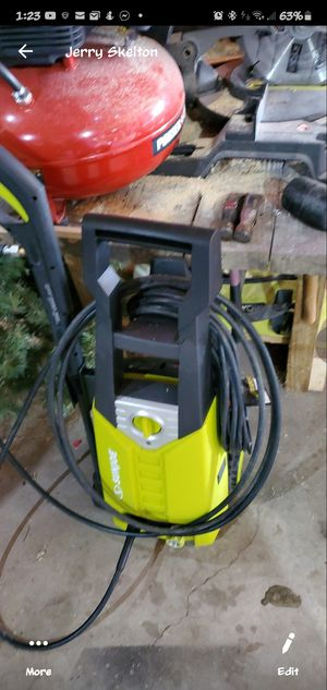 Pressure washer with washer for Sale in Plainville, GA