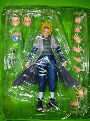 Naruto Minato Namikaze action Figure for Sale in Baldwin Park, CA